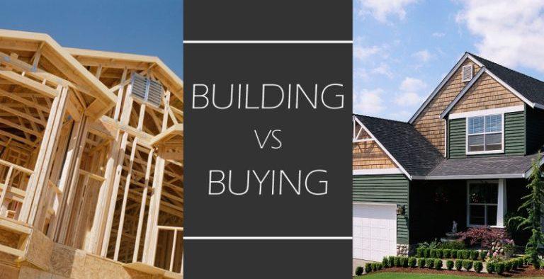 Ten Reasons to Build vs. Buy