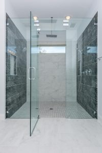 Secure Built Shower