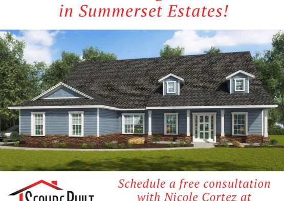 Now Building in Summerset Estates