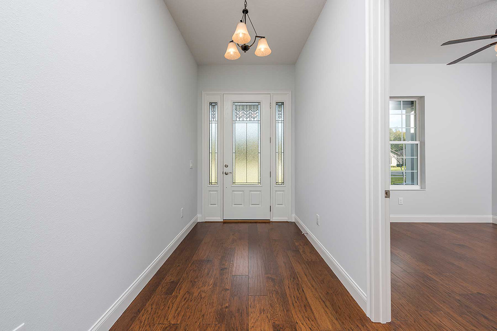 Southern Craftsman - Entryway