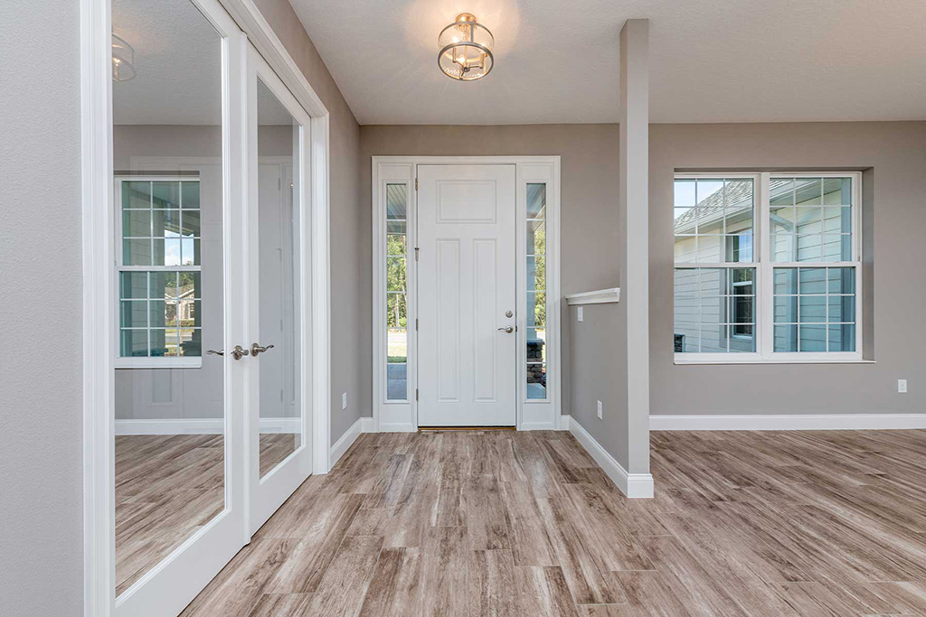 Simply Sunrise - Entryway