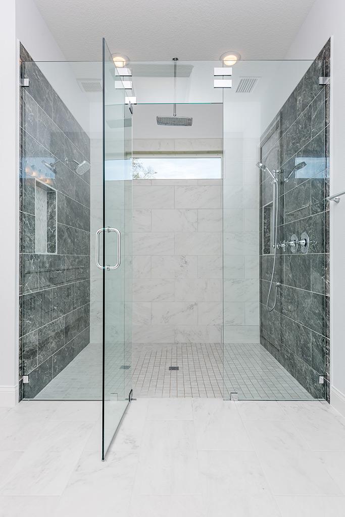 Southern Craftsman - Master Bath