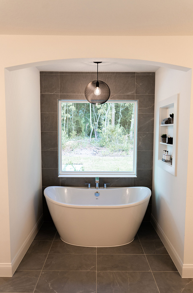 The Oaklen - Master Bath