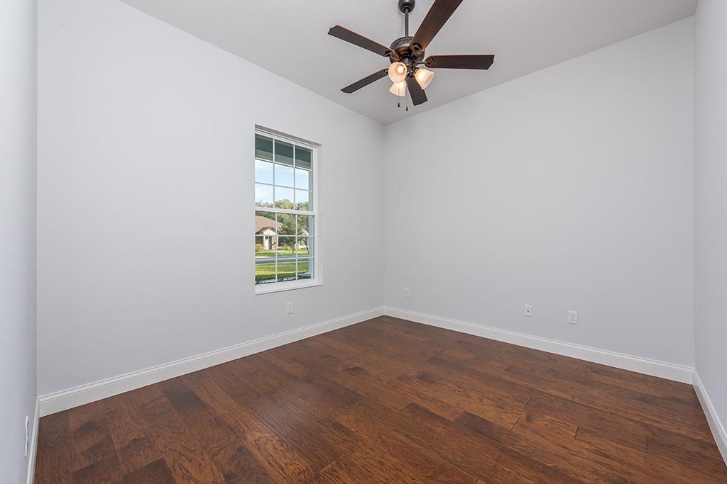 Southern Craftsman - Bedroom