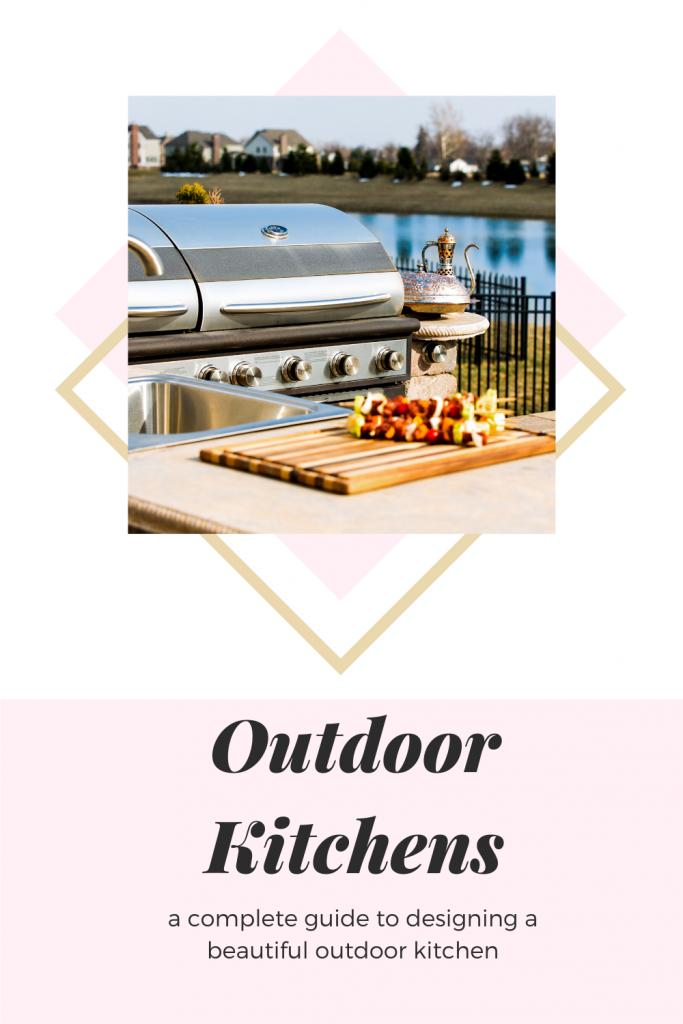 Designing the best outdoor kitchen