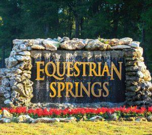 Equestrian Springs
