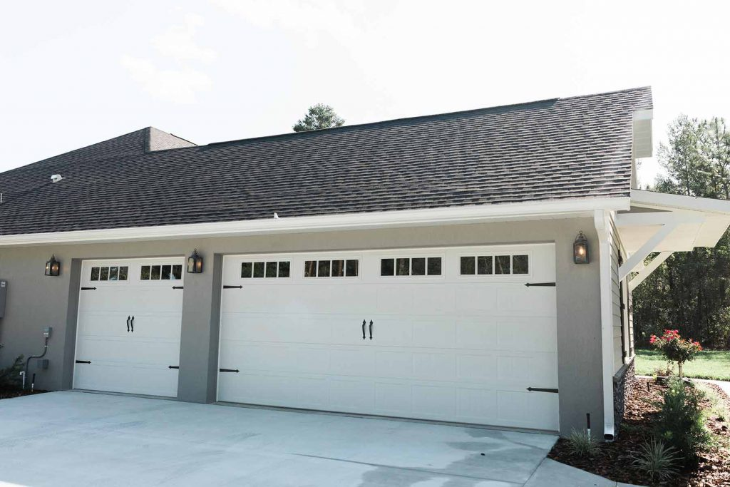 Sterling Sunrise Garage Exterior