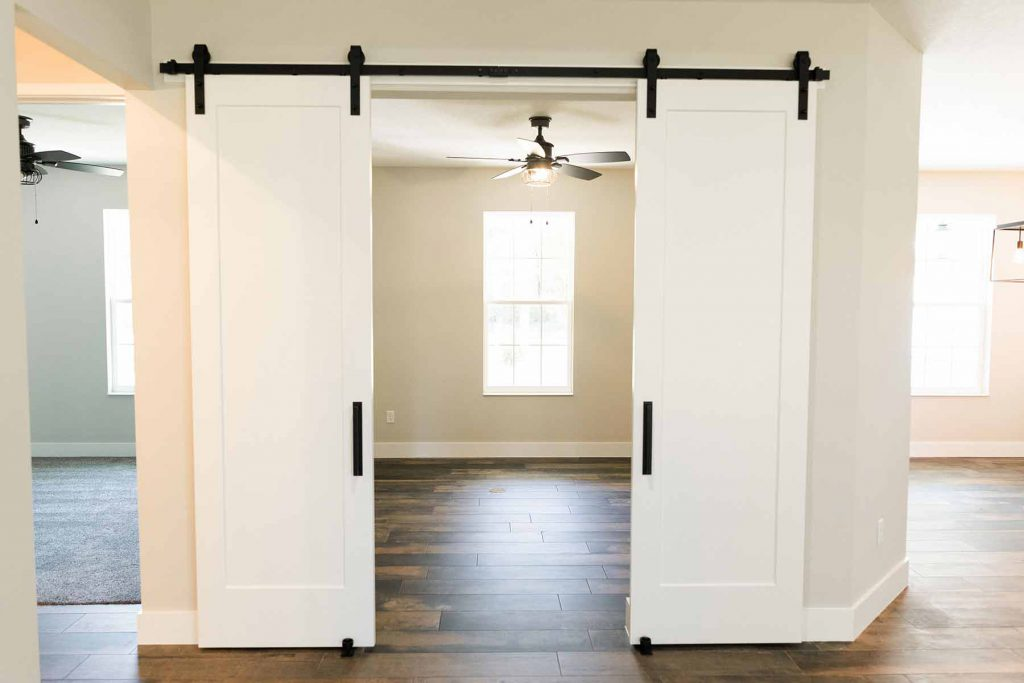 Sterling Sunrise Interior Barn Doors