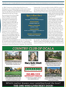 Southeast Country Club Living Article