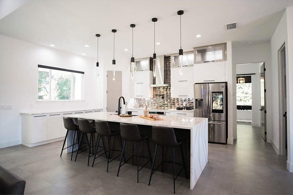 The Oaklen II - Kitchen